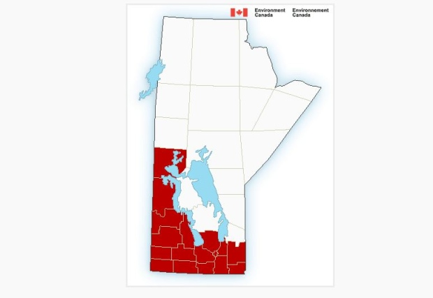 Storm watch, weather warnings continue