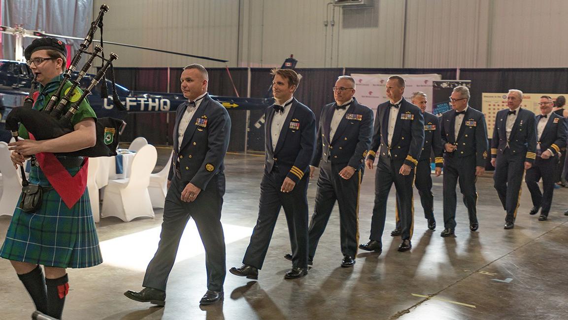 RCAF Gala