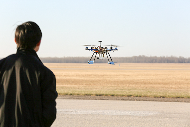 """Southport to host UAS student """"drone"""" competition"""