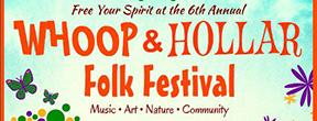 Whoop & Hollar announces 2018 festival line up
