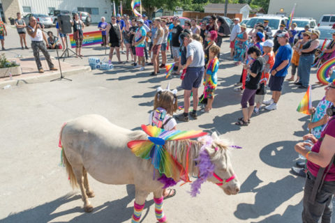 Portage Pride releases parade date