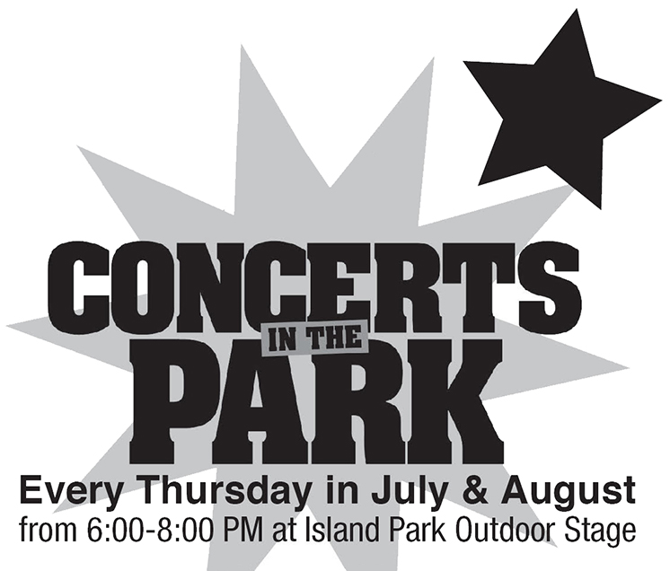Concerts in the Park to close the season Aug. 30