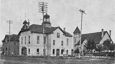 1881 – The struggle for our first City Hall
