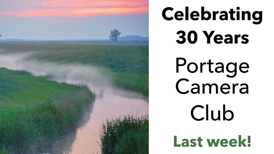 Camera Club show celebrates 30 years