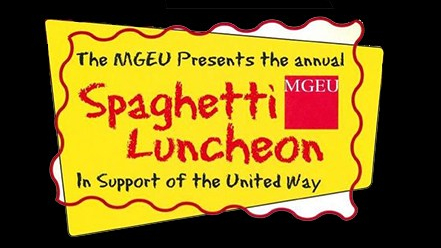 MGEU serves it up for United Way