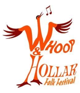 Whoop & Hollar logo