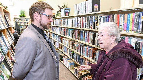 Library celebrates a 50-year milestone