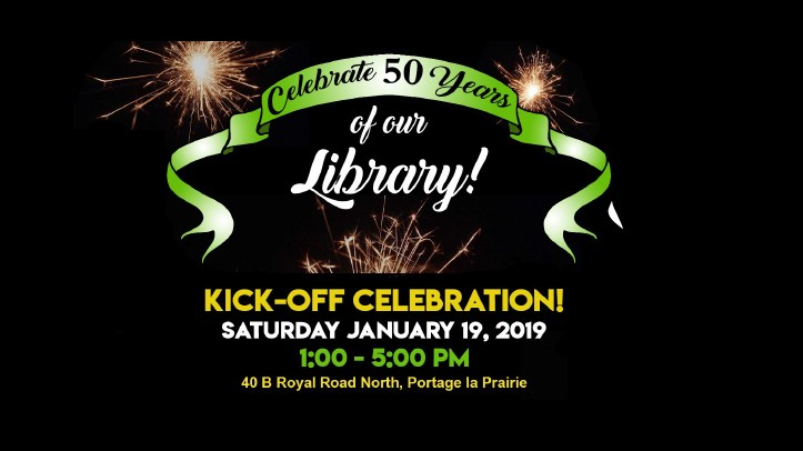 Library kicks off anniversary celebration today