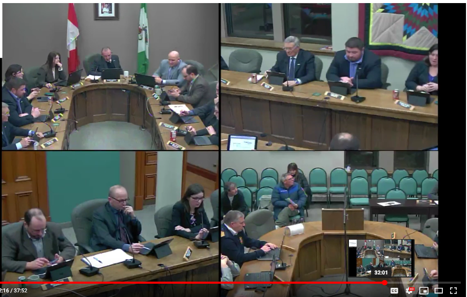 City of Portage la Prairie Council Meeting February 11th, 2019