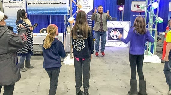 Home and Life Expo wraps up weekend event at Stride Place