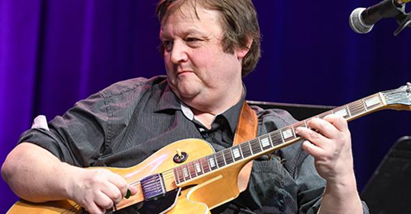 Juno Award winner jazz guitarist Mike Rud.