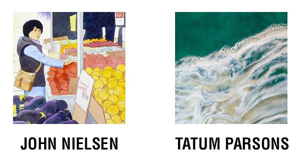 John Nielsen and Tatum Parsons