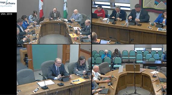 City of Portage la Prairie Council Meeting March 25th, 2019