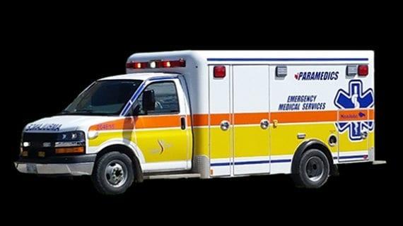 Province reduces ambulance fees