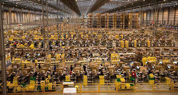 Record sales for Canadian businesses through Amazon