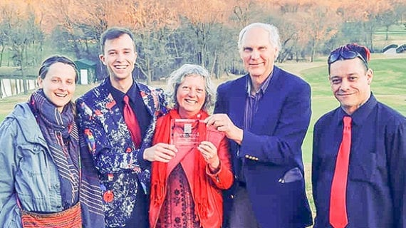 """Local festival """"whoops and hollars"""" over tourism marketing award win"""