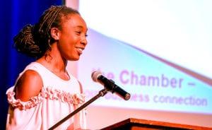 Youth Volunteer of the Year – Tee-Tee Appah