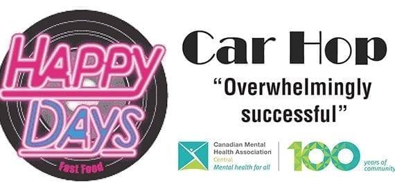 Canadian Mental Health Association Central earns Happy Days cash