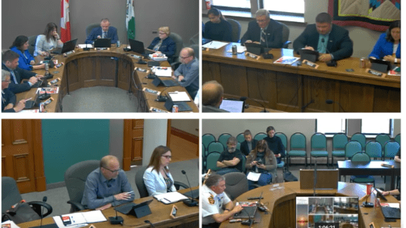 City of Portage la Prairie council meeting May 27, 2019