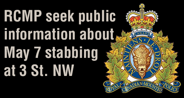 Portage RCMP seek public help following NW stabbing