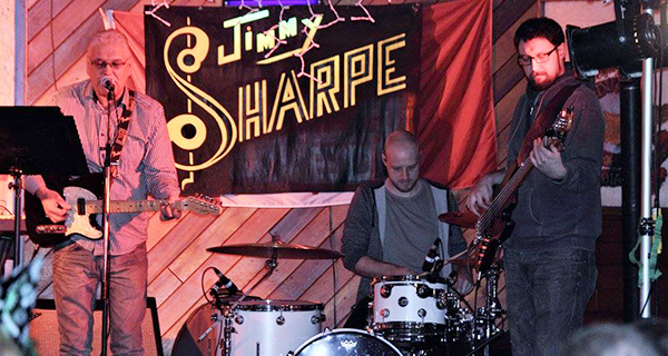 Island Serenade continues Thursday with Jimmy Sharpe, Northern Reflections
