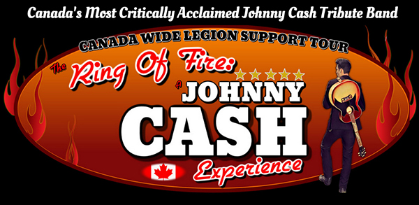 Johnny Cash tribute tour comes to Portage Legion
