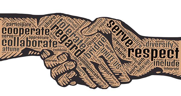 Building digital bridges of tolerance and understanding