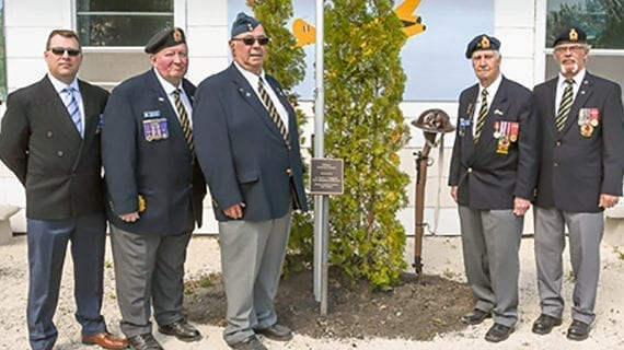 Legion, military, to march June 6 in honour of D-Day