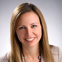Julie Gaudry, senior director of group insurance at RBC Insurance