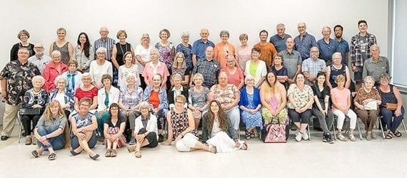 Portage MCC volunteers celebrated