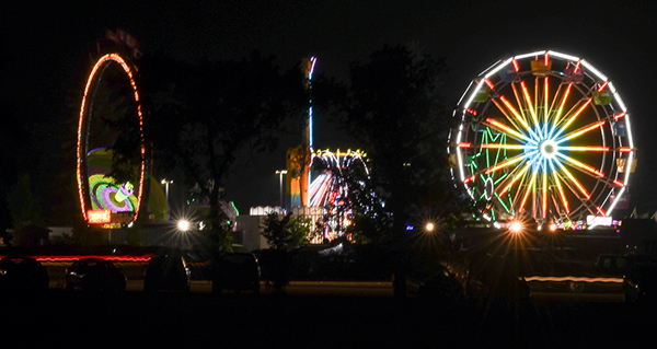 Portage Ex fair: another one in the bag
