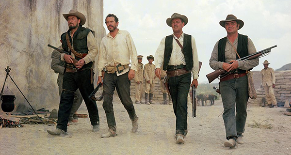 Wild Bunch showed True Grit in demythologizing the Old West