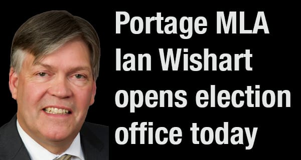 Wishart opens campaign office today