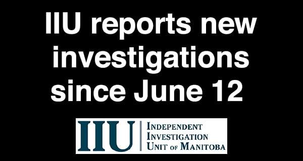 IIU releasing information on investigations undertaken since June 12