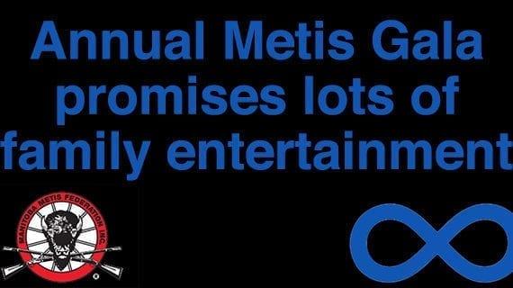 Annual Metis Gala this Saturday