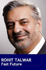 Rohit Talwar: Job automation may be good for the environment and ecology