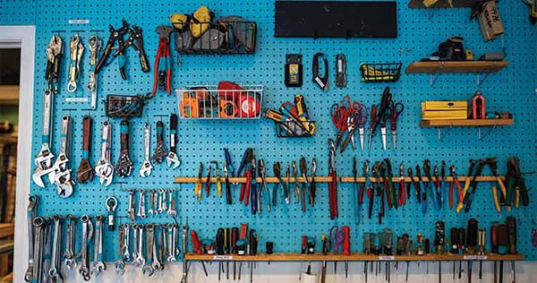 Herman Prior Activity Centre Tool Library meeting