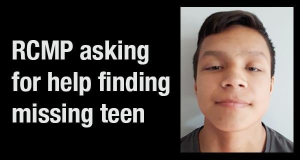 Portage La Prairie RCMP locate missing teen