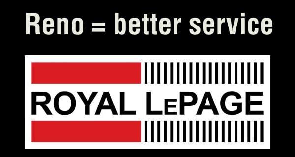 Royal Lepage reno meets customer needs