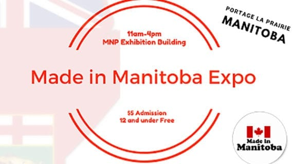 Made in Manitoba Expo brings in local champs