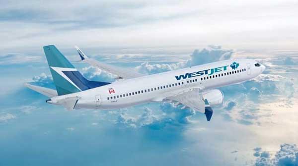 WestJet airplane travel cancellation insurance