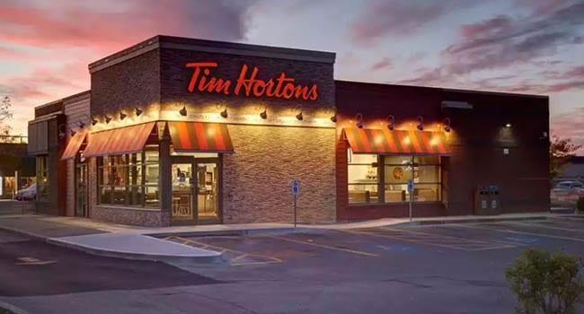 Tim Hortons' identity crisis