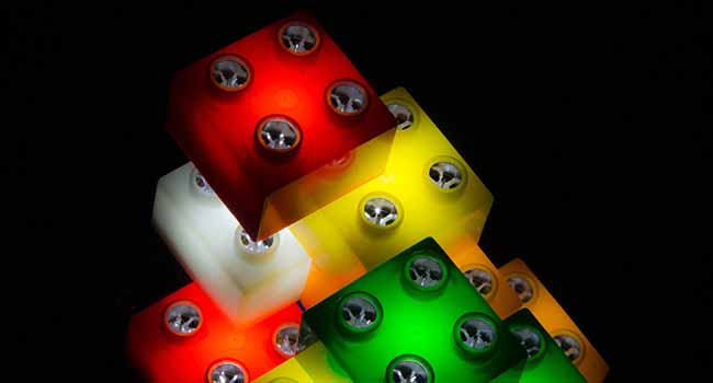 Take this time to focus on your business building blocks
