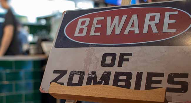 Zombie firms a danger in post-COVID-19 economy
