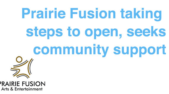 Prairie Fusion seeks community support