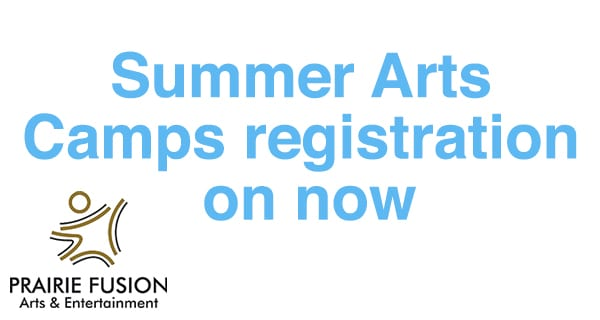Summer Arts Camps registration on now