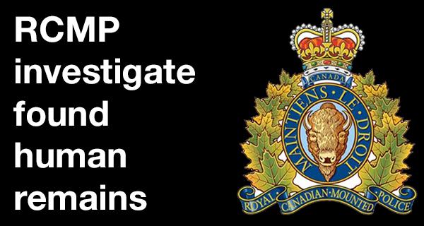 Portage la Prairie RCMP investigate found human remains