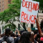 defund police reform racism