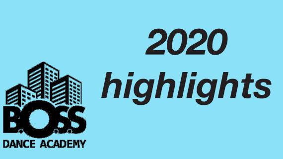 Boss Dance Academy Spotlight 2020