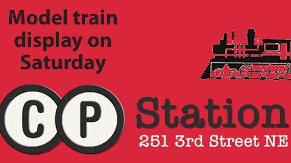 Portage Model Railroad Club on track this Saturday